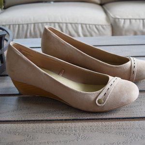 Seychelles Aggie Rounded Wedge Shoe Size 10 Wide